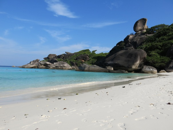 """Beach Time"" in the stunning Similan Islands"