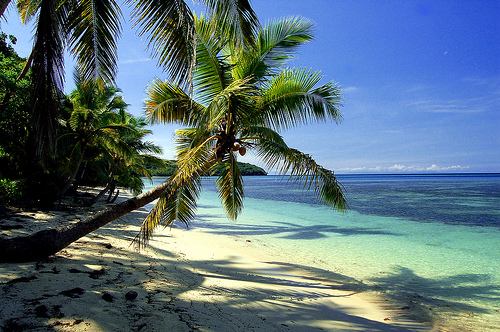 Fiji-beach